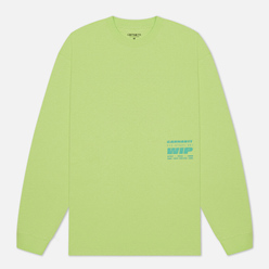 Мужской лонгслив Carhartt WIP Inter Lime