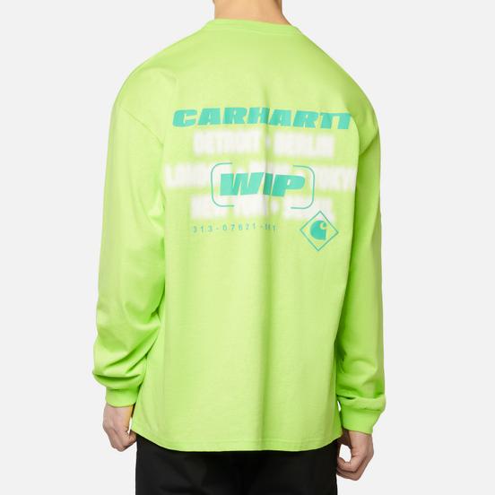 Мужской лонгслив Carhartt WIP Inter Lime