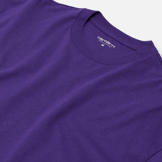 Мужской лонгслив Carhartt WIP Inter Snape Purple