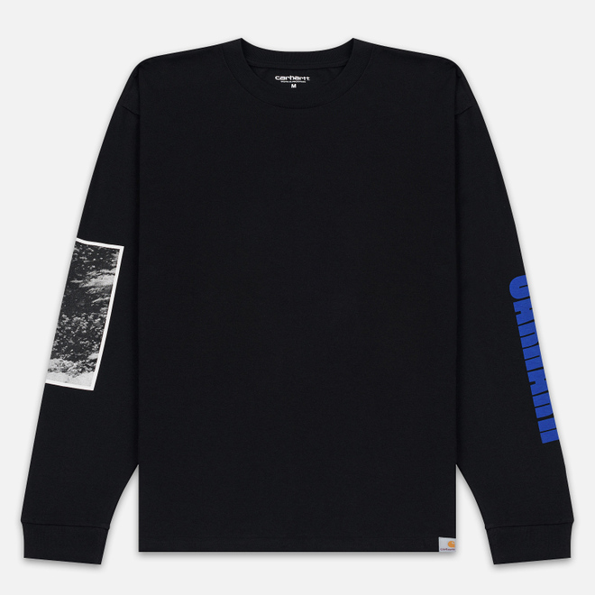 Мужской лонгслив Carhartt WIP L/S Deep Space Black
