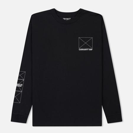 Мужской лонгслив Carhartt WIP L/S Dreaming Black/White