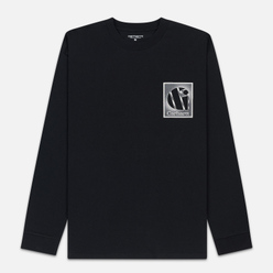 Мужской лонгслив Carhartt WIP L/S Foundation Black/White