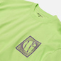 Мужской лонгслив Carhartt WIP L/S Foundation Lime/Snape Purple фото - 1