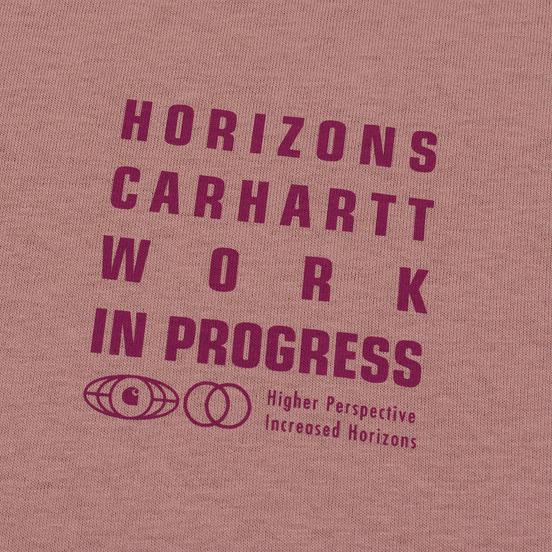 Мужской лонгслив Carhartt WIP L/S Horizon Blush
