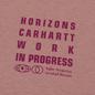 Мужской лонгслив Carhartt WIP L/S Horizon Blush фото - 2