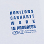 Мужской лонгслив Carhartt WIP L/S Horizon White фото - 2