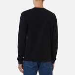 Мужской лонгслив Carhartt WIP L/S Pocket Black фото- 3
