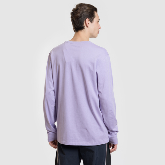 Мужской лонгслив Carhartt WIP L/S Pocket Soft Lavender