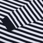 Мужской лонгслив Carhartt WIP L/S Scotty Pocket Stripe Dark Navy/White фото - 3