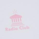 Мужской лонгслив Carhartt WIP x P.A.M. Radio Club Athens White фото- 2