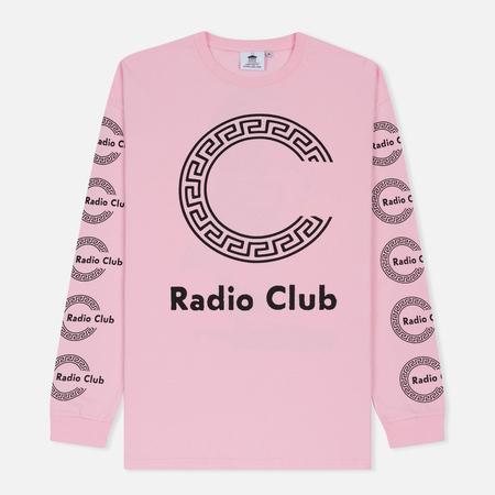 Мужской лонгслив Carhartt WIP x P.A.M. Radio Club Roma Vegas Pink