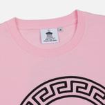 Мужской лонгслив Carhartt WIP x P.A.M. Radio Club Roma Vegas Pink фото- 1