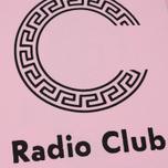 Мужской лонгслив Carhartt WIP x P.A.M. Radio Club Roma Vegas Pink фото- 2