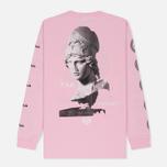 Мужской лонгслив Carhartt WIP x P.A.M. Radio Club Roma Vegas Pink фото- 4