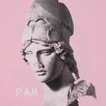 Мужской лонгслив Carhartt WIP x P.A.M. Radio Club Roma Vegas Pink фото- 5