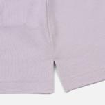 Мужской лонгслив Champion Reverse Weave Oversized Script Logo Lavender фото- 3