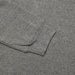 Мужской лонгслив Champion Reverse Weave Raglan Waffle Dark Grey фото- 2