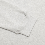 Мужской лонгслив Champion Reverse Weave Raglan Waffle Light Grey фото- 2
