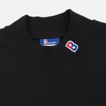 Мужской лонгслив Champion Reverse Weave x Beams High Neck Black фото- 1