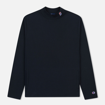 Мужской лонгслив Champion Reverse Weave x Beams High Neck Navy
