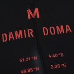 Мужской лонгслив Damir Doma Tavi DD Black/White фото- 2
