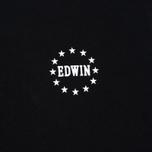 Мужской лонгслив Edwin Eurocentric Black фото- 2