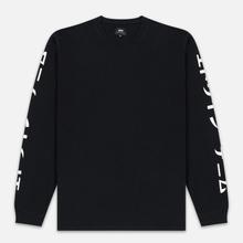 Мужской лонгслив Edwin Gang II Garment Wash Black фото- 0