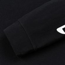 Мужской лонгслив Edwin Gang II Garment Wash Black фото- 2