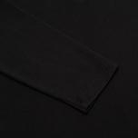 Edwin Oarsman Hanley Men's Longsleeve Black photo- 2