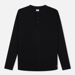 Edwin Oarsman Henley LS Men's Longsleeve Black photo- 0