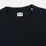 Edwin Pocket Logo Type 1 Men's Longsleeve Black photo- 1