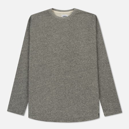Мужской лонгслив Edwin Terry Dark Grey Heather