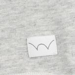 Edwin Terry Men's Longsleeve Grey Marl photo- 3