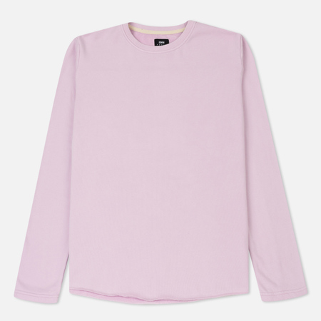 Мужской лонгслив Edwin Terry Pink Garment Washed