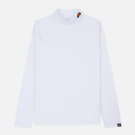 Мужской лонгслив Ellesse Amica Roll Neck Top Optic White