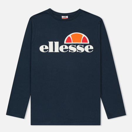Мужской лонгслив Ellesse Grazie LS Dress Blues