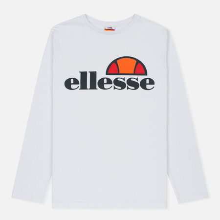 Мужской лонгслив Ellesse Grazie LS Optic White