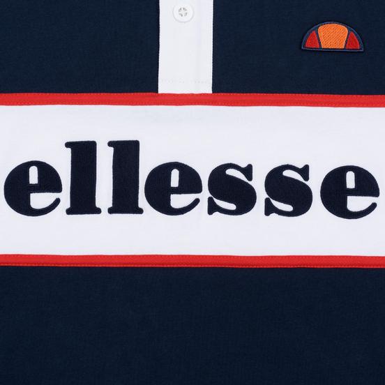 Мужской лонгслив Ellesse Taylor Polo Navy