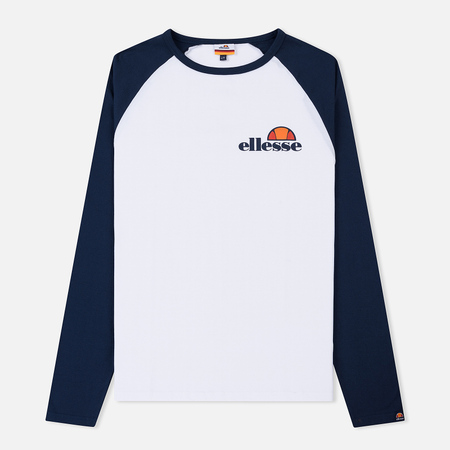 Мужской лонгслив Ellesse Thero Optic White/Dress Blue