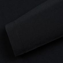 Мужской лонгслив Etudes Wonder Etudes Logo Front/Back Black фото- 2