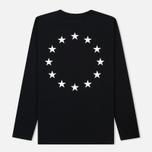 Мужской лонгслив Etudes Wonder Europa Black фото- 4
