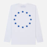 Мужской лонгслив Etudes Wonder Europa White фото- 4