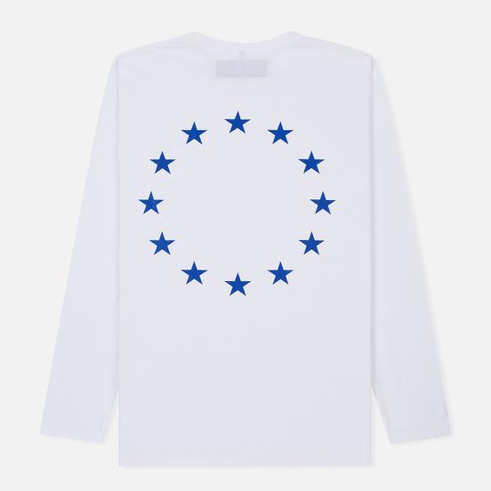 Мужской лонгслив Etudes Wonder Europa White