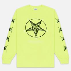Мужской лонгслив Fuct Cult Safety Green