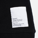 Мужской лонгслив Garbstore Long Sleeve Tee Black фото- 3