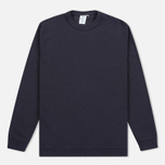 Мужской лонгслив Garbstore Long Sleeve Tee Navy фото- 0