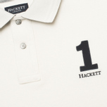 Hackett Classic Winter Men's Longsleeve White photo- 2