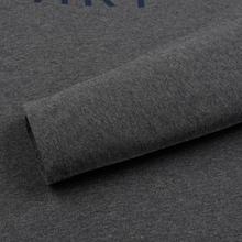 Мужской лонгслив Hackett Logo HKT Dark Grey Marl фото- 3