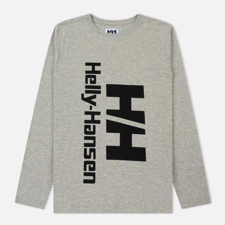 Мужской лонгслив Helly Hansen HH Heritage Grey Melange