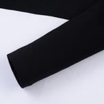 Мужской лонгслив Helmut Lang Band Logo White/Black фото- 2